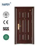 アメリカMarket (RA-S042)のための6パネルHighquality Steel Door