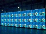 Exhibición de LED de interior a todo color comprable del alquiler P6