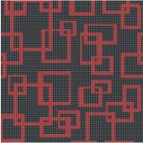 het Schilderen van de Kunst van de Muur van het Mozaïek van het Glas van het Kristal van 10*10mm (PT014)