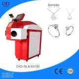 De Keten die van de Juwelen van de Machine van het Lassen van de Laser van juwelen Machine maken