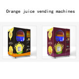 24 Stunden automatisch betreiben frische Orangensaft-Verkaufäutomaten