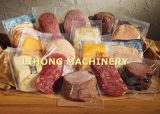 Completamente máquina de empacotamento contínua automática do vácuo do alimento cozido do estiramento Dlz-420