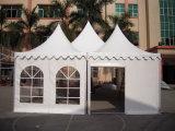 De goedkope Handel van de Muur van het Glas toont de Tent van de Pagode van het Huwelijk van de Partij van de Tentoonstelling