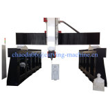 Billig 5 Mittellinie CNC-hölzerner schnitzender Maschinen-Preis (JC3030)
