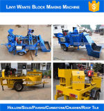 Maquinaria de Wante de la máquina del ladrillo del cemento automático de la arcilla de Wt2-20m que se enclavija