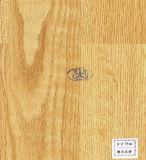 Fabricante de papel decorativo de China del grano de madera experimentado