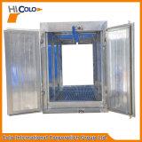 Forni d'indurimento del rivestimento elettrico della polvere