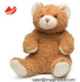 Softest beige Plush Stuffed Teddy Bear Toy avec Big Tummy comme Great Gift
