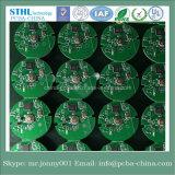 Placa de circuito de alumínio do PWB da iluminação do diodo emissor de luz