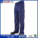 女性(YWP115)のための普及したカスタム濃紺作業ズボン
