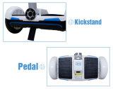 22016 самое новое Hoverboard с штангой 2 ручки катят собственную личность 8 дюймов балансируя электрическое Scooter Улучшите для напольного спорта F1