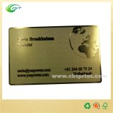 cartão do PVC da impressão 3D, cartão com gravação (CKT-PC-1115)