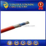 Câble de commande résistant de silicones de câble électrique de température élevée