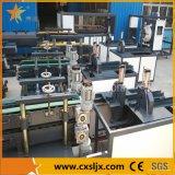 Cadena de Producción Plástica del Tubo del PVC de la Maquinaria Ce Certificado