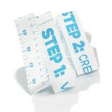 Лента Tyvek пользы медицинского соревнования устранимая бумажная медицинская измеряя для стационаров