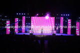 P3.91 economizzatore d'energia Rental LED Display per Concert Stage
