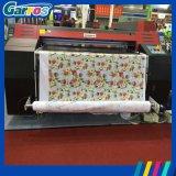 Impresora de correa de la impresora del algodón de la tela de la velocidad Dx5 de Garros Digital