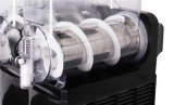 中国の商業廃油の氷または雪の飲み物機械雪によってフリーズされる飲み物009
