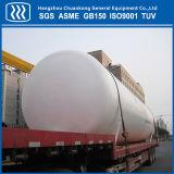 Flüssiger Kohlendioxyd CO2 Tank