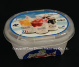 Contenitore di plastica automatico ad alta velocità del coperchio di /Cup della tazza del gelato che forma macchina