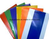 PVC coloré Tarps pour les bateaux gonflables