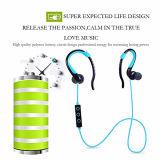 Bulit-No esporte V4.1 Bluetooth Earbuds profissional magnífico de Sweatproof do som estereofónico do Mic