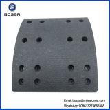 Асбестовый 4515 Комплект тормозных колодок Подкладка / Колодки для тяжелых грузовиков