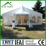 大きい固体壁の一時防水屋外の冬党テント