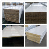 Agua Hated, Fireproof Materials Rockwool Wall y Roof Panel