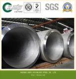 Tubes soudés en acier inoxydable super 304 en acier inoxydable
