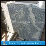 Китай Juparana / Песок Волна Гранит нарезанные по размеру плиткиnull