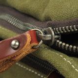 Кожаный мешок плеча холстины перемещения продукта человека (RS-8591)