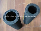 Boyau hydraulique spiralé de /Rubber de l'embout de durites de fil (En856-4sp-51)