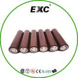 Kundenspezifische Ionennachladbare Batterie des Lithium-18650 3000mAh