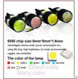 W5w 921 lámpara óptica blanca de 912 del poder más elevado T10 LED 5W del proyector bulbos de la lente para los bulbos T10 LED del coche del poder más elevado del coche DRL