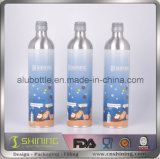 شراب ألومنيوم زجاجات