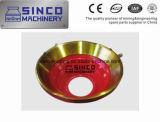 Metso Soem-Gussteil-Kegel-Zerkleinerungsmaschine-Ersatzteile konkav und Umhang