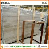普及した中国Wooden GreyかGray Marble Floor Tiles