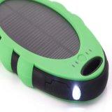 USB 5000mAh Chargeur solaire portable pour téléphone cellulaire Power Bank