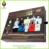 Berühmte Marken-kosmetischer Papiergeschenk-Verpackungs-Kasten