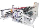 Máquina que raja de la película para la escritura de la etiqueta plástica y la película del PVC