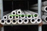 409 de acero inoxidable sin soldadura de tuberías para la estructura de almacenes