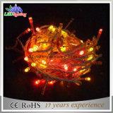 10m妖精の休日ライト多彩なLEDストリングは結婚披露宴のクリスマスの照明をつける
