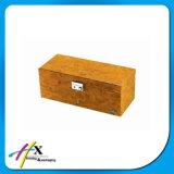 Vigilanze delle coppie che impaccano casella/casella provvista di cardini di legno del nero per le vigilanze