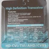 HDおよびアナログのカメラ(VB102pH)のためのScrewless CCTVのバランのビデオ