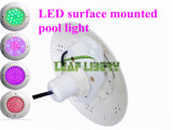 잘 고정된 Pool Light 18W LED Underwater Lights 18W High Power Pool Lamp LED RGB Surface Mounted Pool Light Cold White