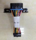 De Vrouwelijke Toyota Schakelaar van Obdii J1962 16p aan Molex3.0 2*8 kabel-001