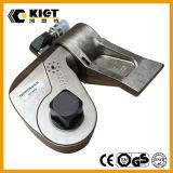 Clé dynamométrique hydraulique d'entraînement carré de fabricant de Kiet Chine