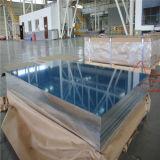 Het Blad van het Aluminium van koude Rolling of van Hete Rolling voor de Bouw van de Decoratie