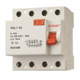 RCCB - Tipo de KNL1-63 (F360) GRB